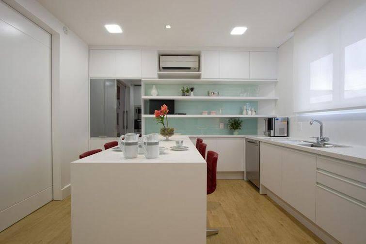 Organização de cozinhas é chave para funcionalidade
