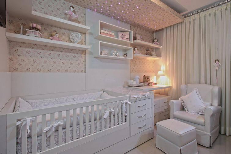 Papel de parede para quarto de bebê para você