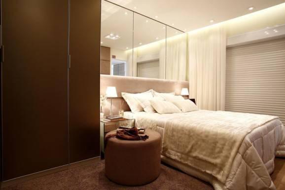 quartos de casal decorados