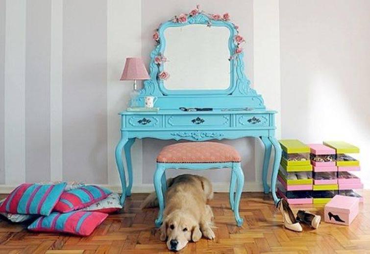 Reciclagem e decoração podem andar juntos na sua casa