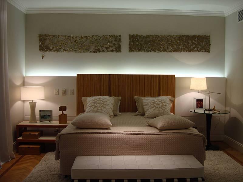 Reforma de quartos de casal, conforto e sofisticação
