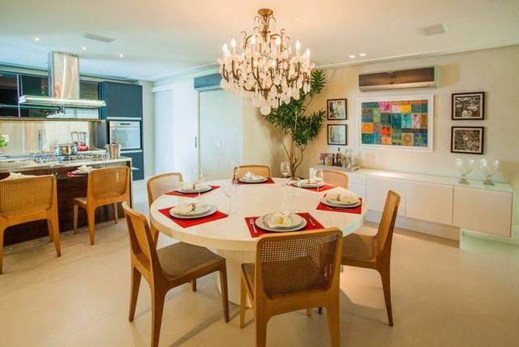 Decoração de sala de jantar para inspirar a sua casa