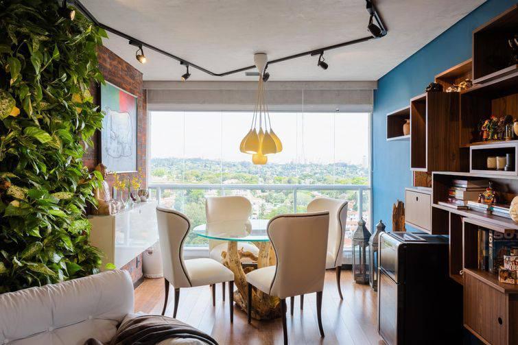 Sala decorada pequena, um up na sua casa