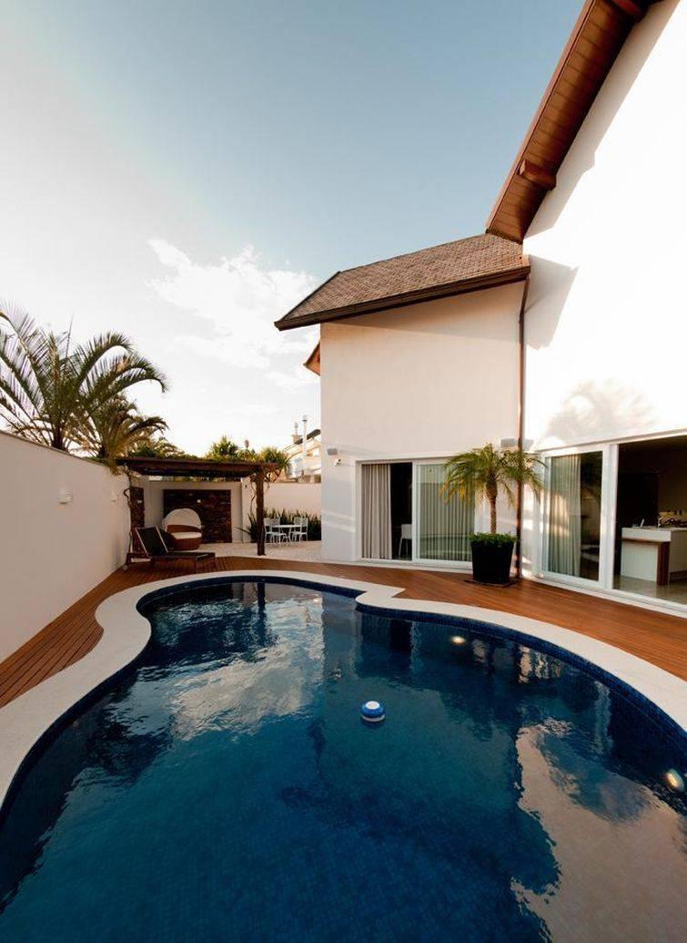 Telhados coloniais deixam a fachada mais atraente