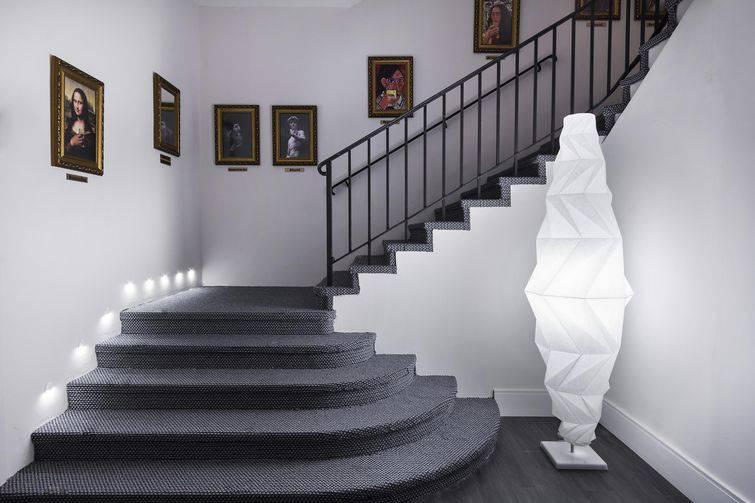 Tipos de escadas para usar na decoração do seu espaço