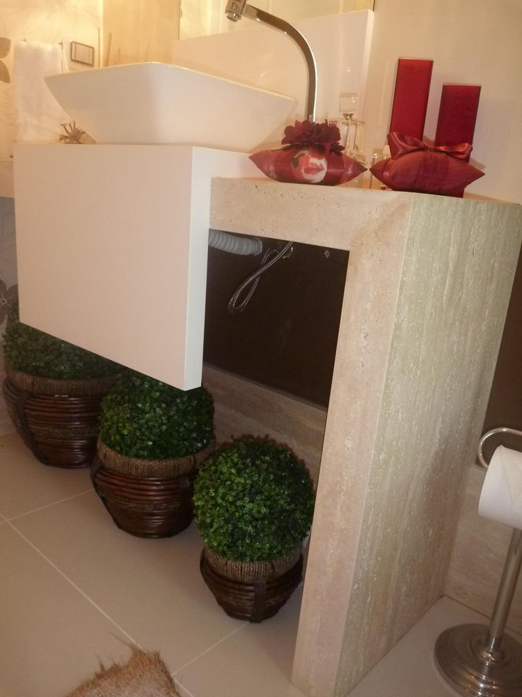 Vasos de plantas na decoração da sua casa
