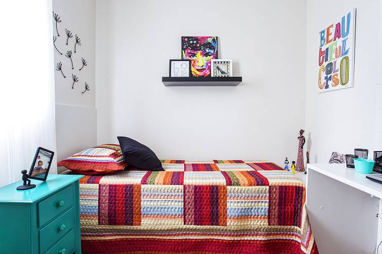 decoracao de apartamentos pequenos femininos – Doitri com