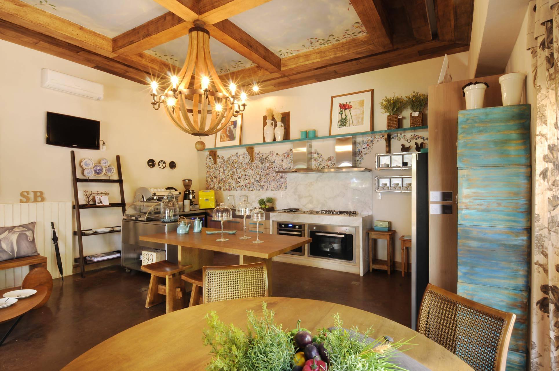 Café Bistro (2) Decorar cozinhas