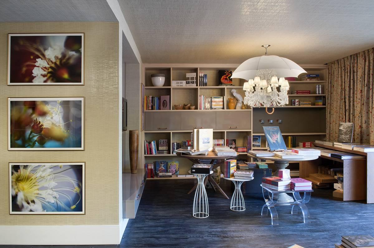 Casa Cor 2015 - Julio César Dantès - Ambiente Livraria - Fotos Marcelo Magnani - Assessoria Oficina de Notícias  (38)