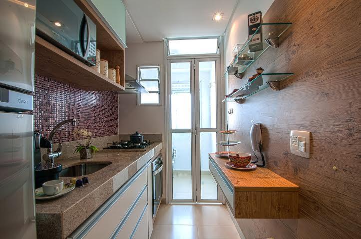 Como decorar cozinha simples com sofisticação e elegância