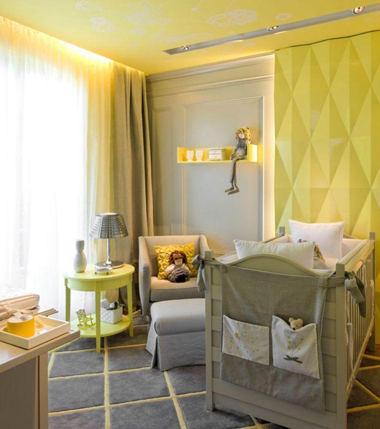 Como decorar um quarto de Como decorar um quarto de bebê com segurança e sofisticação