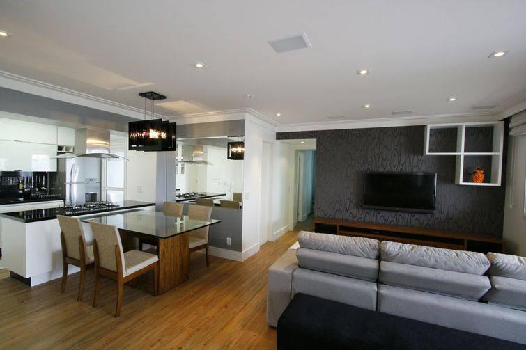 Cozinhas pequenas decoradas e planejadas 4