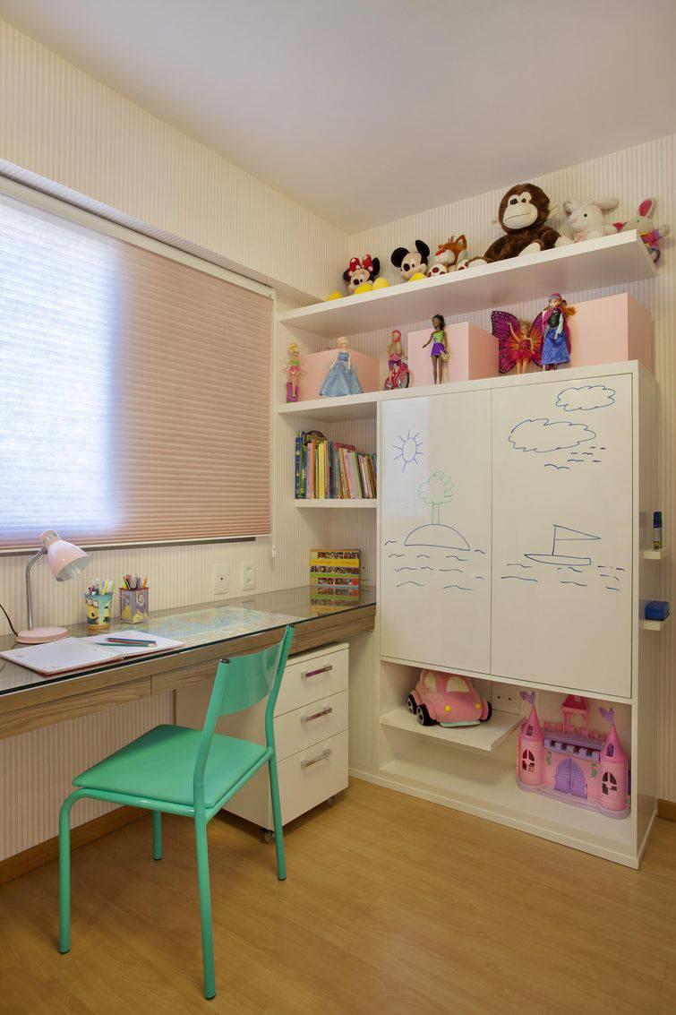 Decorar quarto feminino com delicadeza e ideias criativas