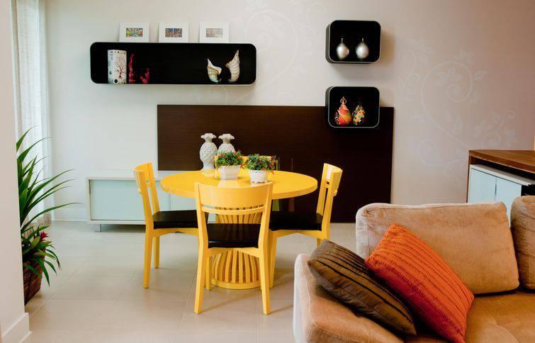 Decorar sala para aproveitar seu espaço melhor