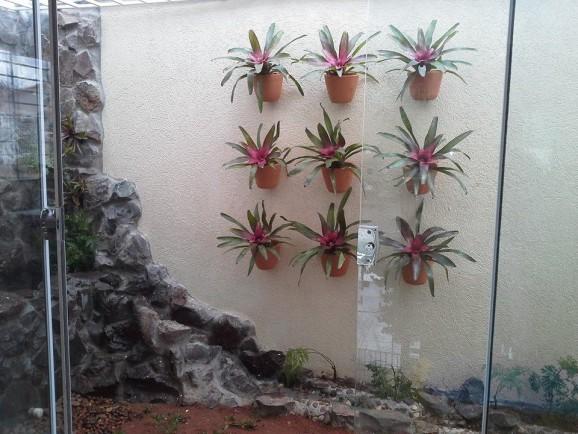 Jardins de inverno Restaurante Veg SP por Denize Barsted2