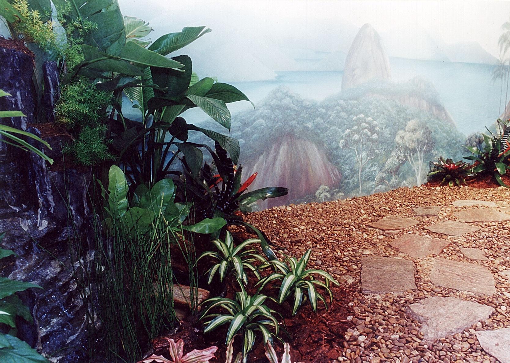 Jardins de inverno lounge RJ por Denize Barsted1