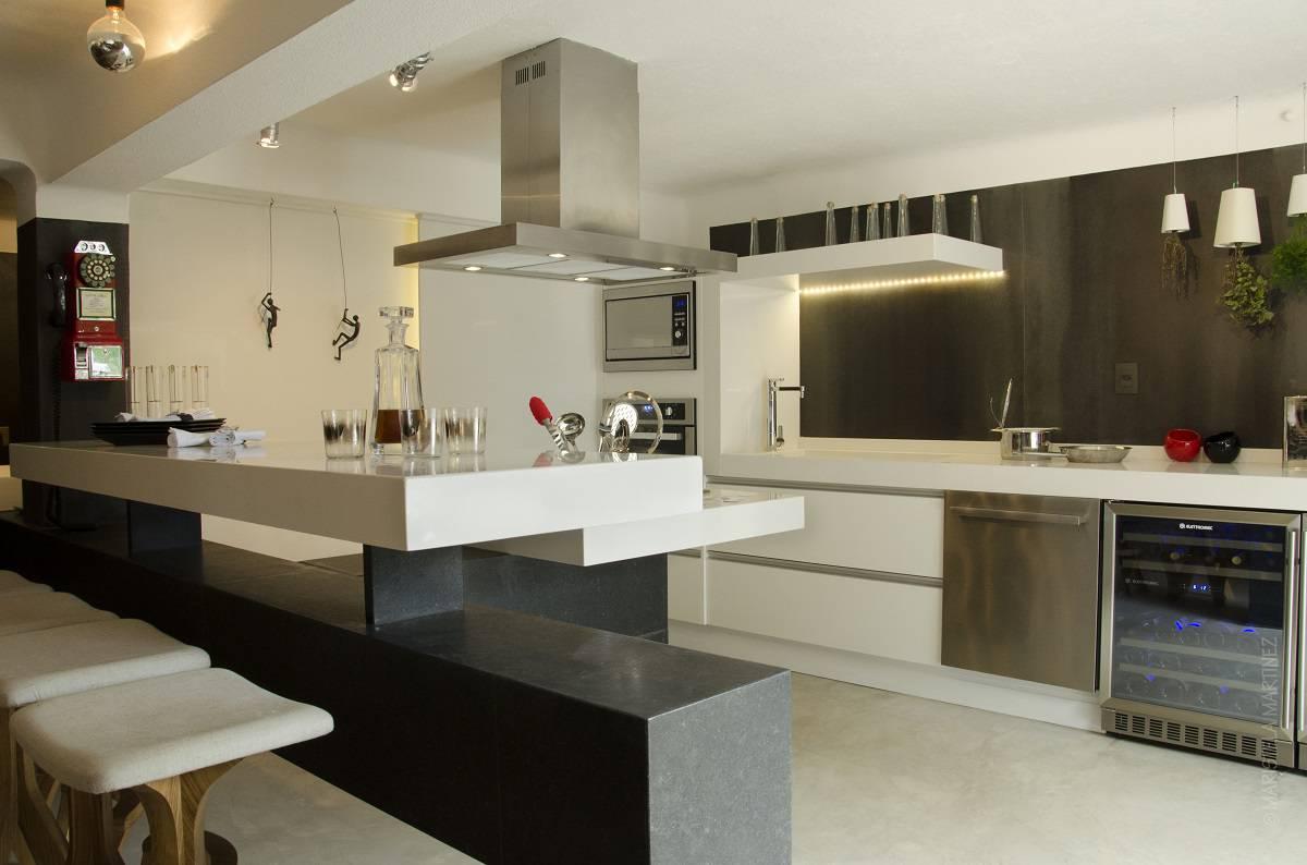 Loft03 - crédito MARISTELAMARTINEZ (1) Decorar cozinhas