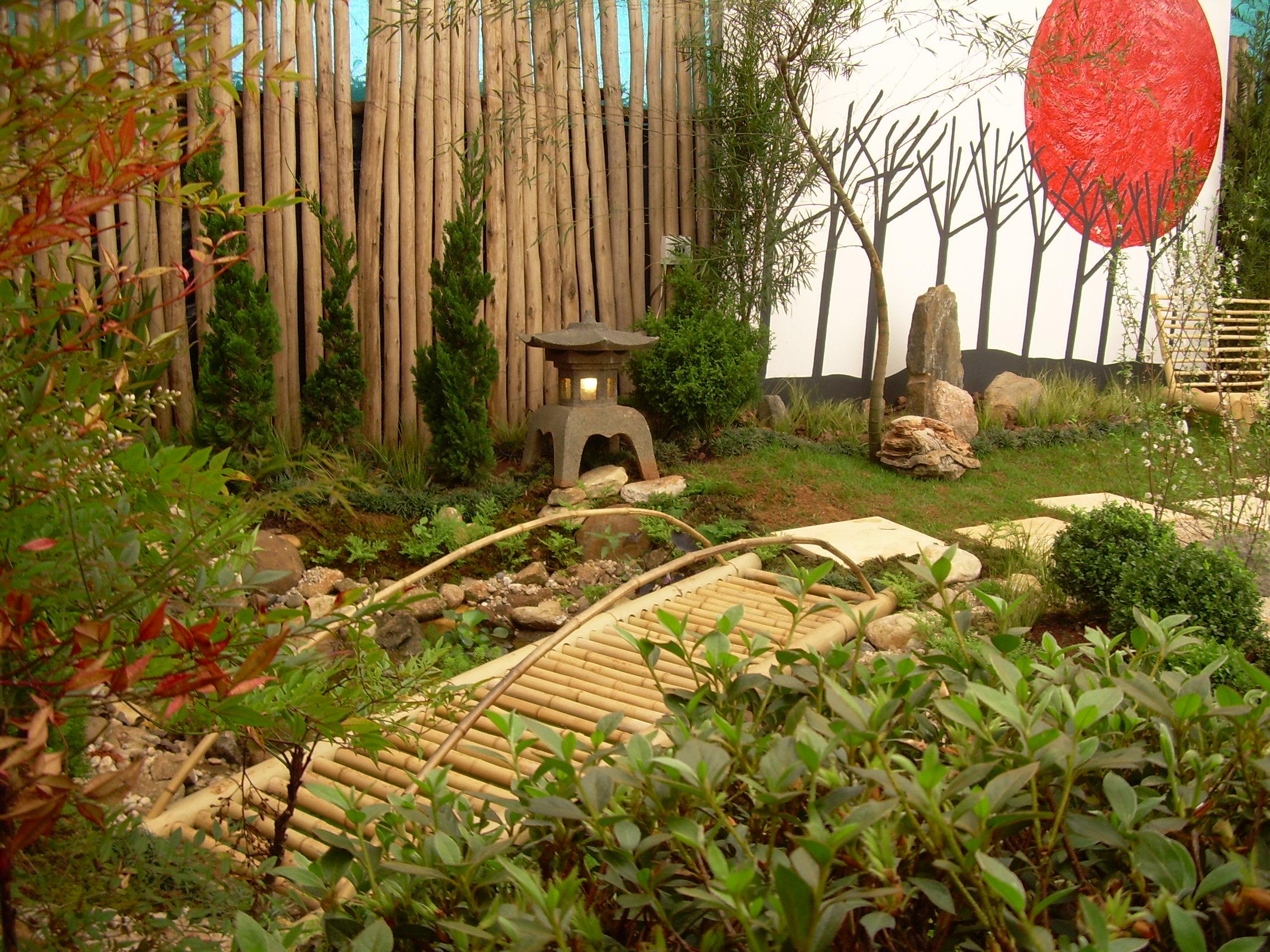 Jardim oriental: tenha o estilo do oriente dentro da sua casa