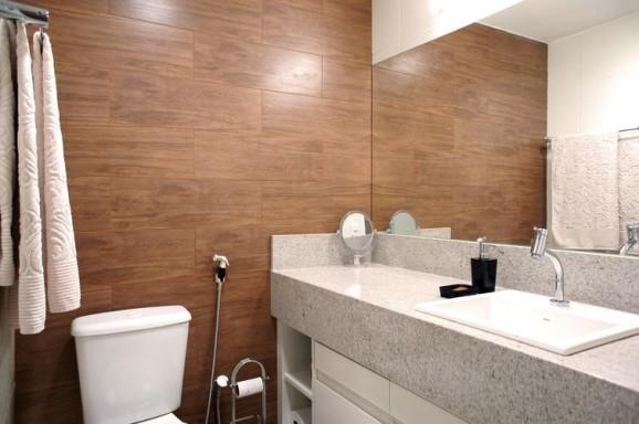 Cerâmicas para banheiro são mais econômicas -> Decoracao De Ceramica Para Banheiro Pequeno