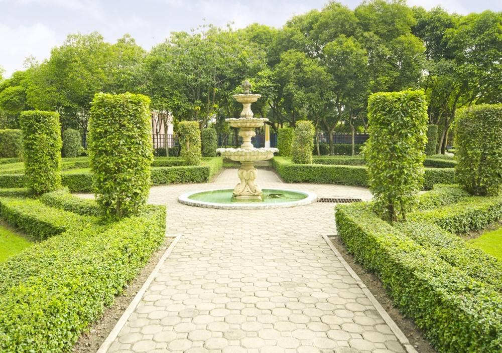 cerca para jardim 1