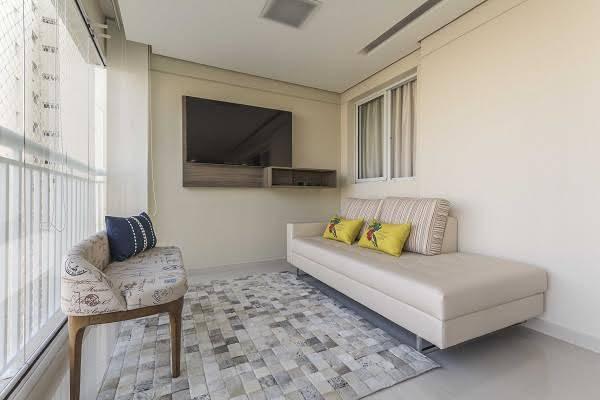 Como decorar apartamento com metragens reduzidas e sofisticação
