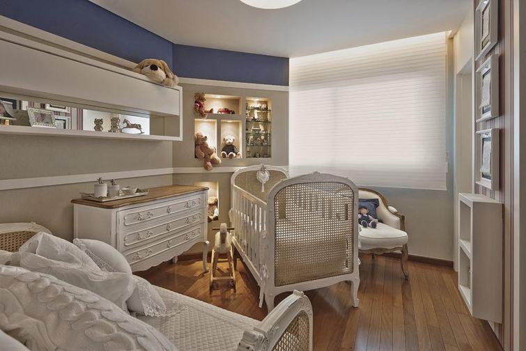 Como decorar quarto de bebê confortável e funcional