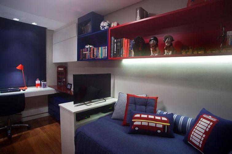 Como decorar quarto de menino para seu filho