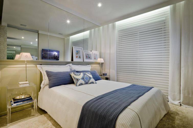 Como decorar quarto de casal com sofisticação