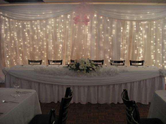 cortina de LED