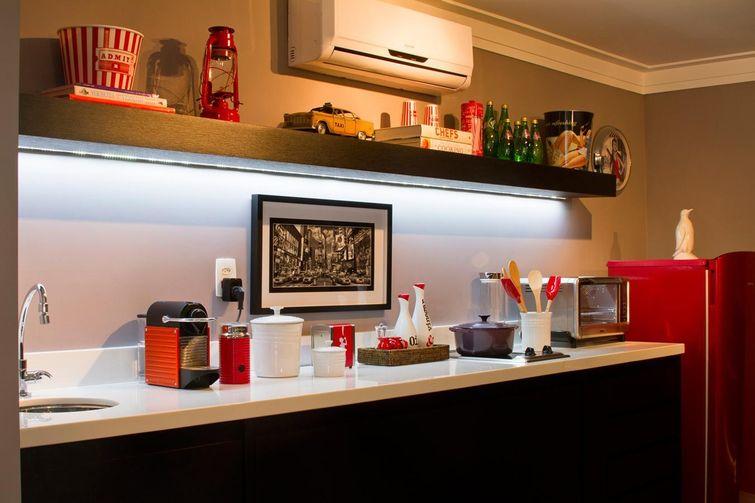 Cozinhas completas para você se inspirar e montar a sua
