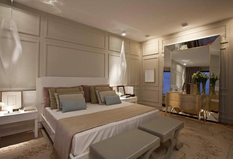 Como decorar quarto de casal sem brigas e com sofisticação