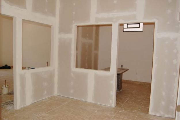 drywall paredes de gesso 2
