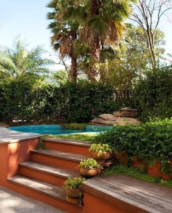modelo de piscina redondo