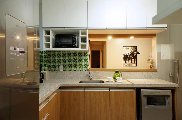 Móveis planejados para apartamentos pequenos, invista