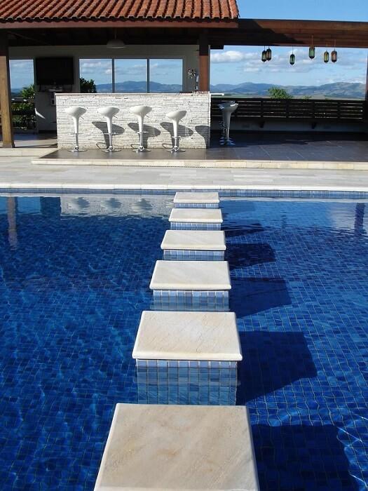 piscina de alvenaria com ilhas adriana victorelli 34974