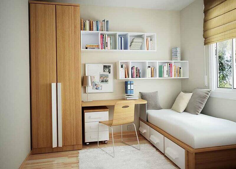 quarto feminino madeira