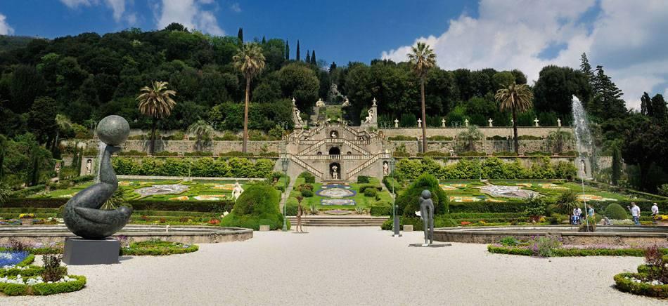 Jardim Estilo Italiano