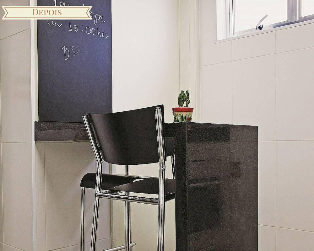 depois cozinha 2 decorar apartamento