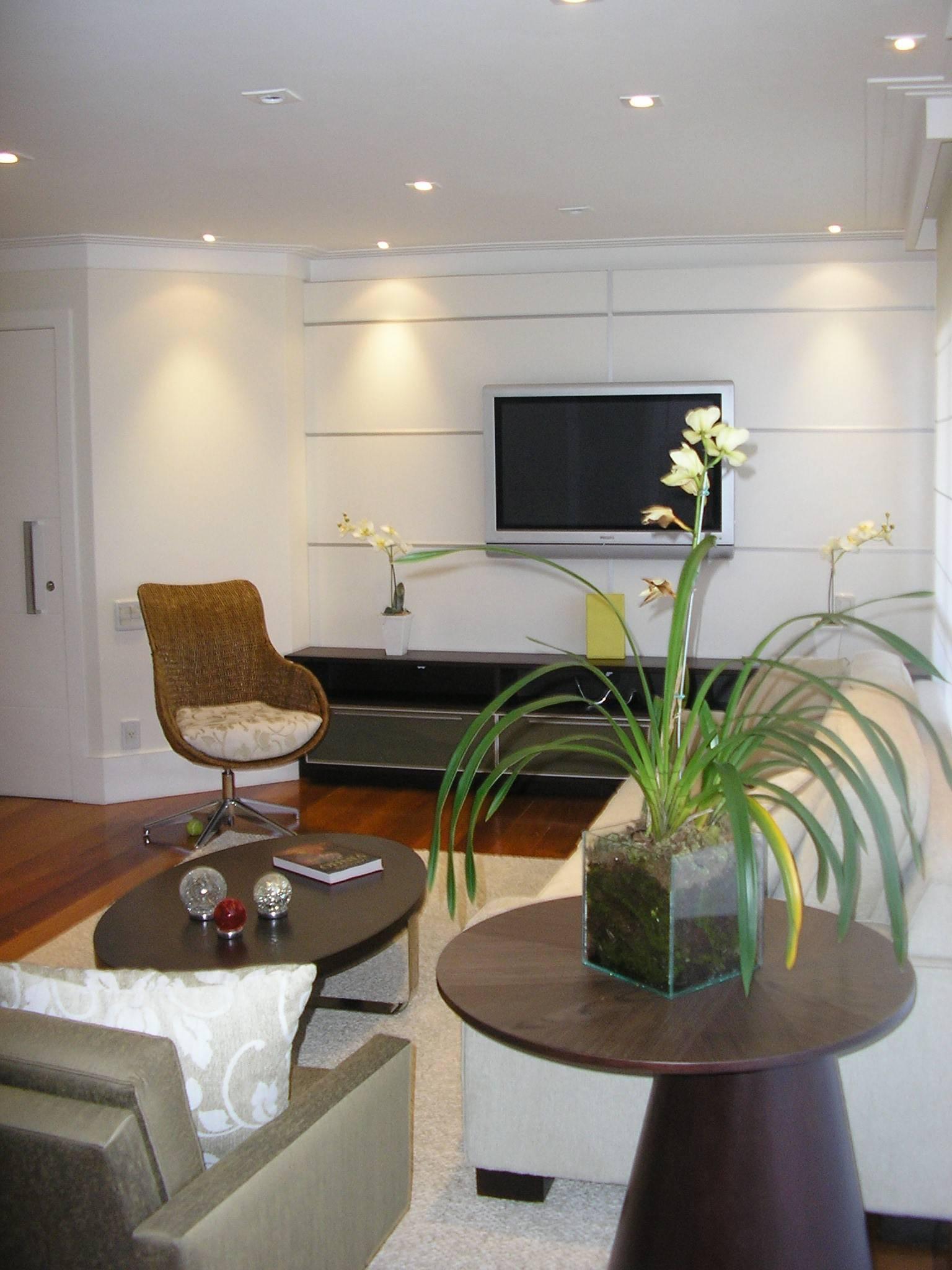foto 1 decoração de apartamento sala