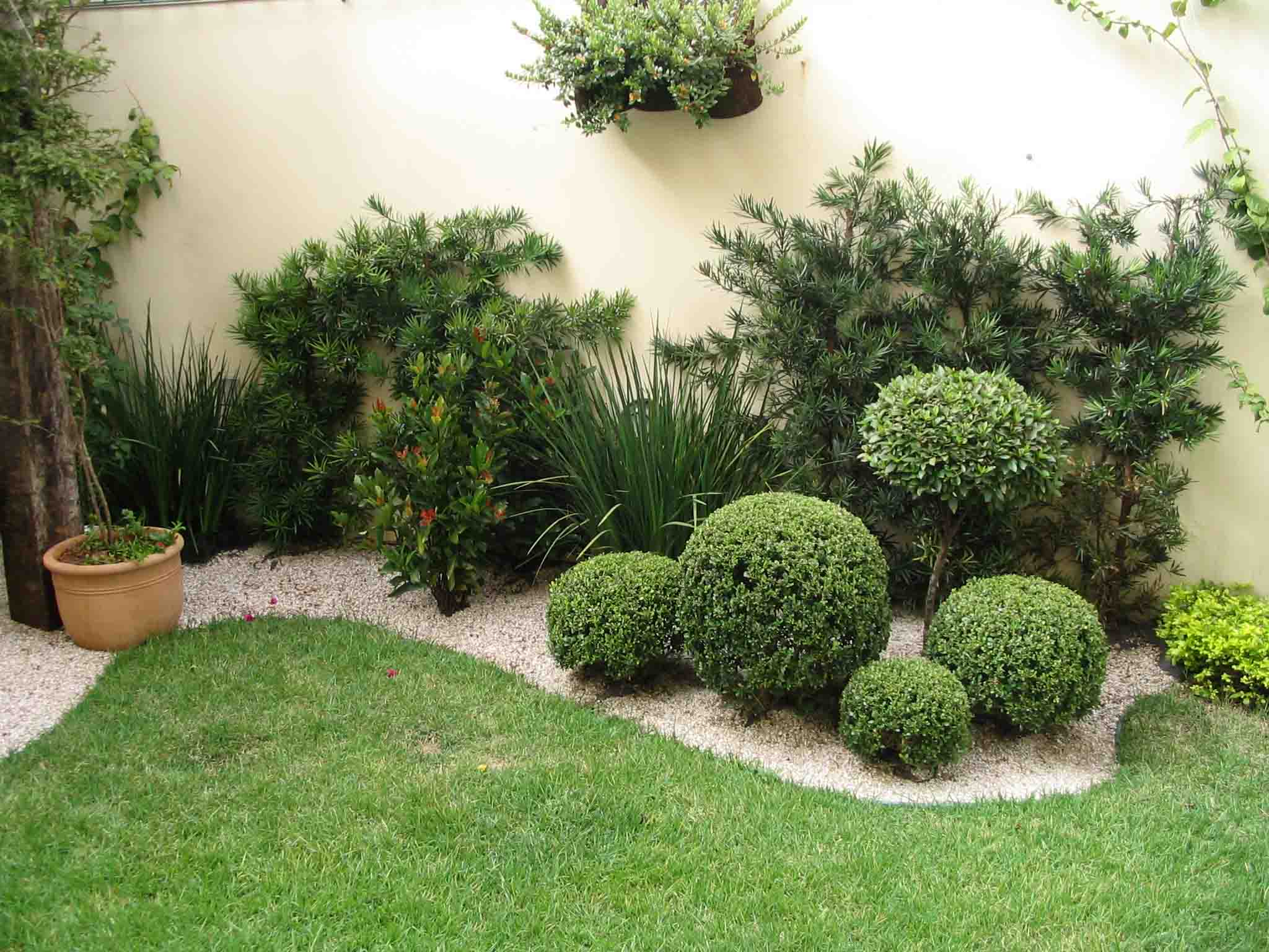 jardins italianos em casa