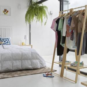 quartos de casal decorados com arara