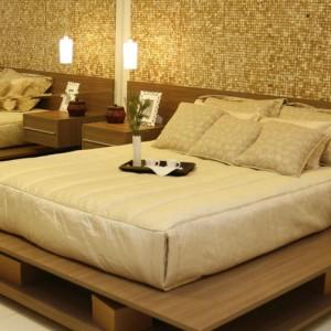 quartos de casal decorados com tablado