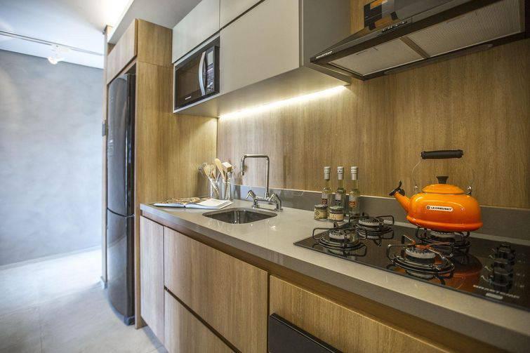 14016- Cozinhas Pequenas decorada-clara