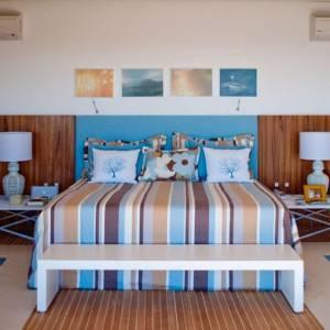 quartos de casal decorados com quadros