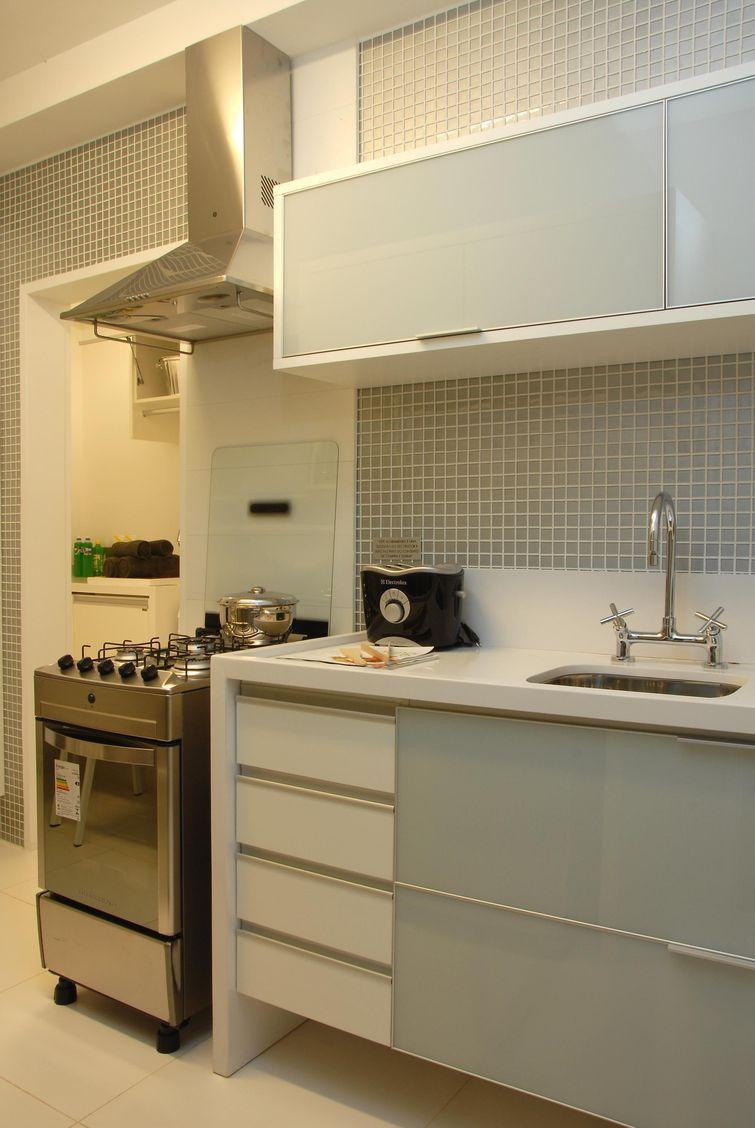 825 Cozinhas Pequenas decorada-com-pastilha
