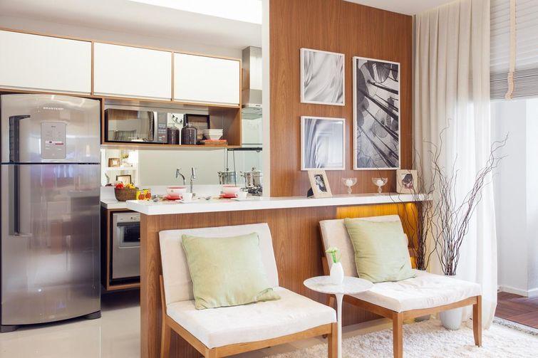 cozinhas pequenas integrada cozinha-americana-sala4
