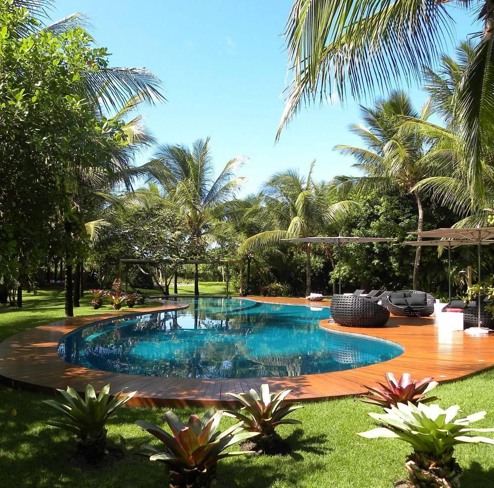 Fotos de piscinas para inspirar a casa dos seus sonhos for Imagenes de piscinas