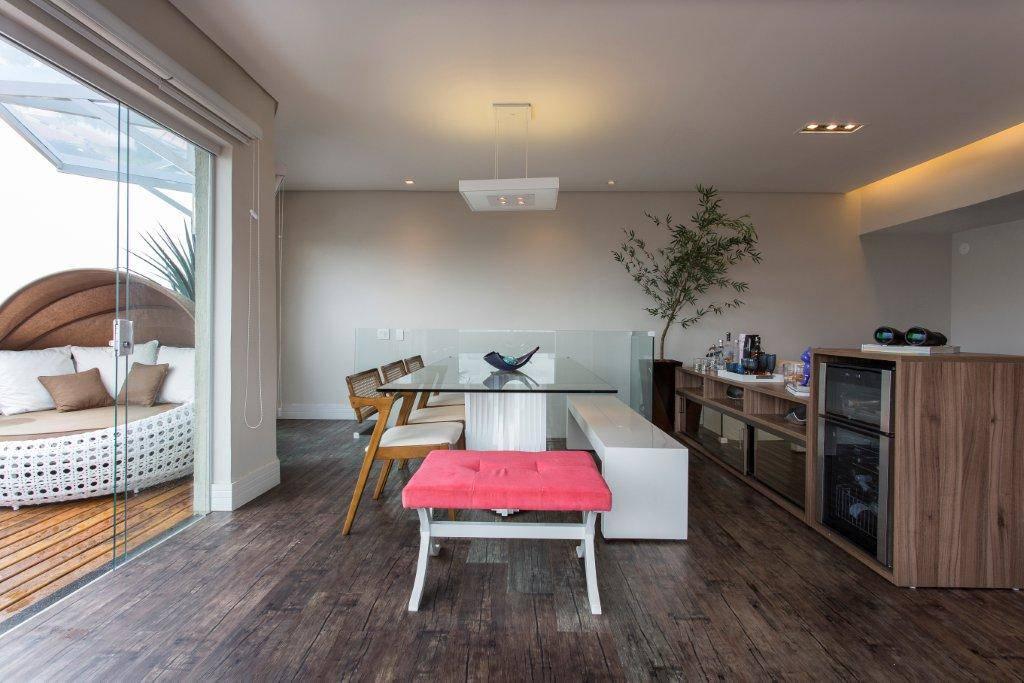 salas planejadas com piso