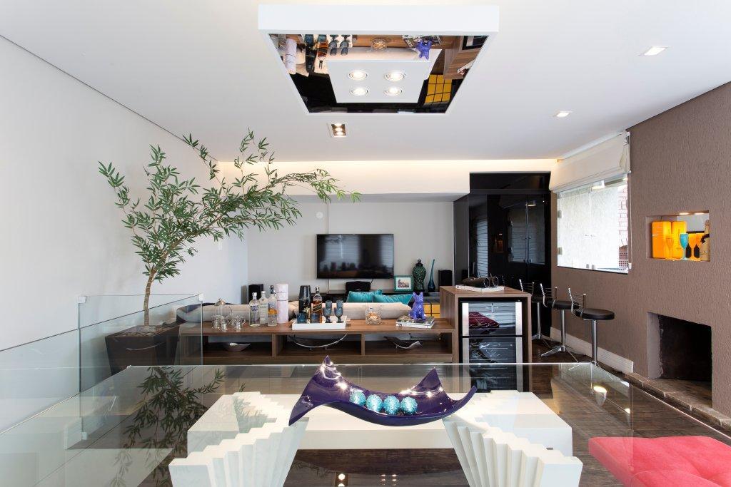salas planejadas com sofisticação