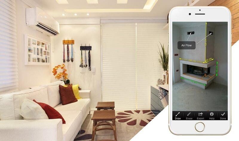 ideias criativas decoração barata aplicativos celular
